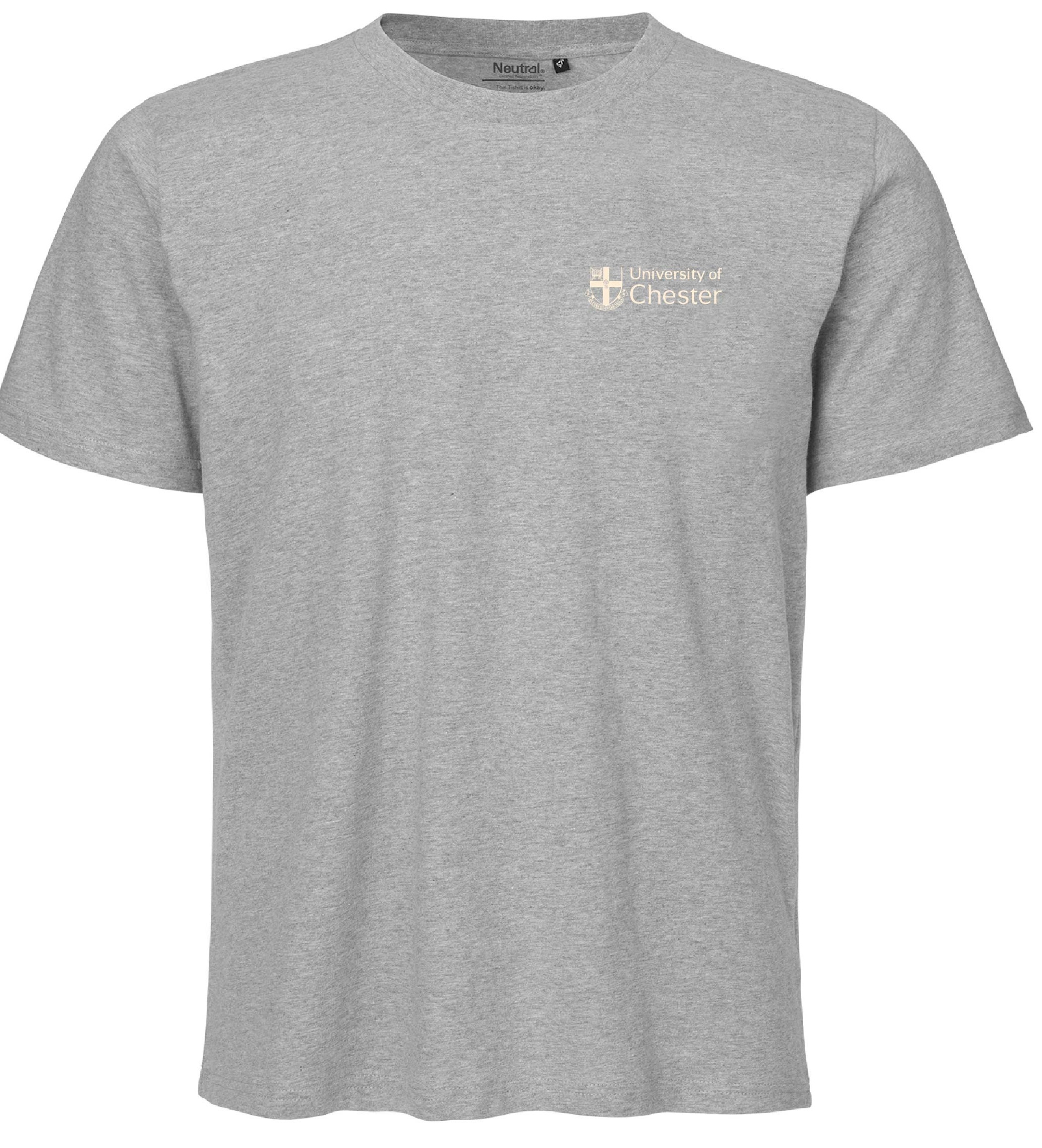 Neutral range - UoC T-Shirt - Grey - XL