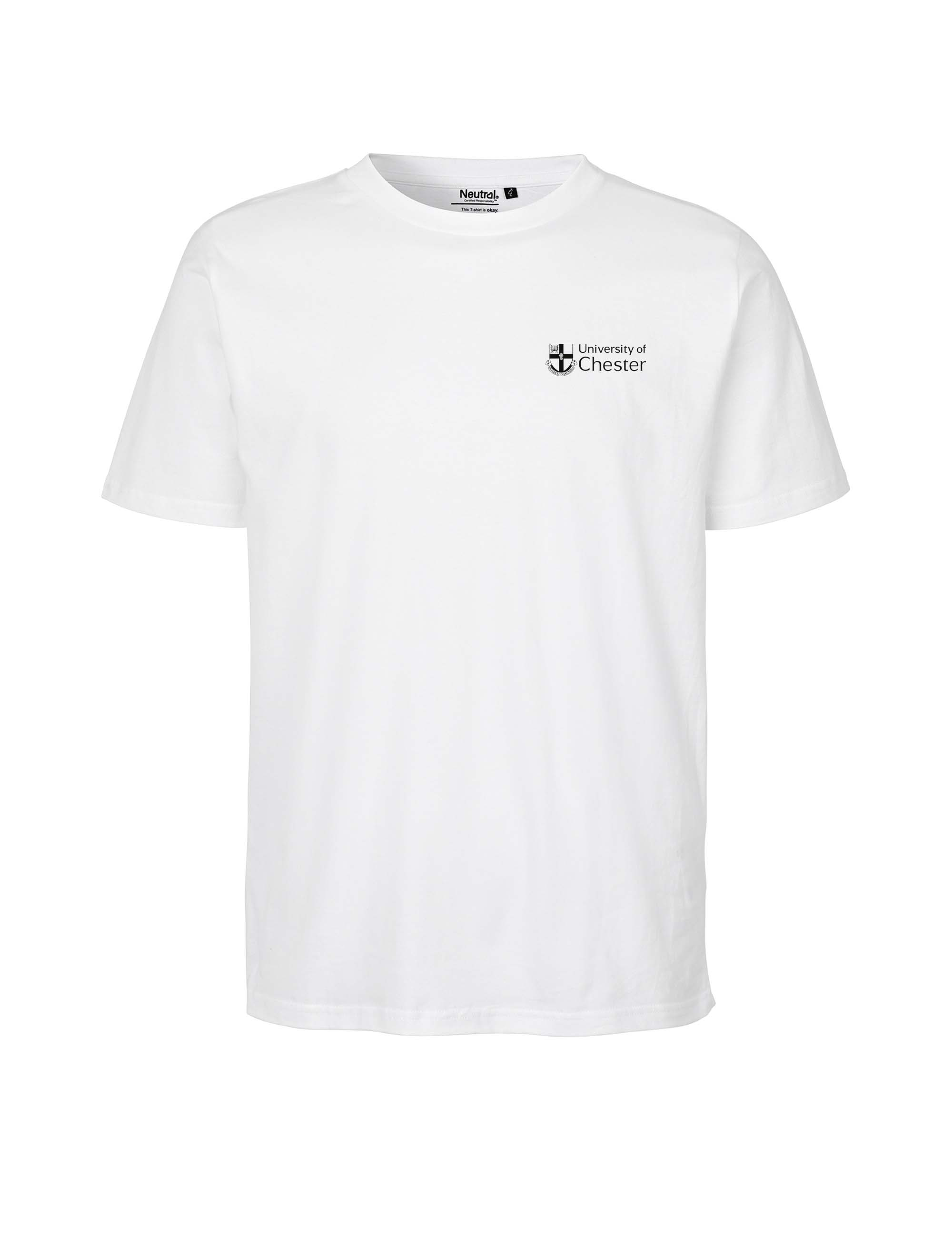 Neutral range - UoC T-Shirt - White - S
