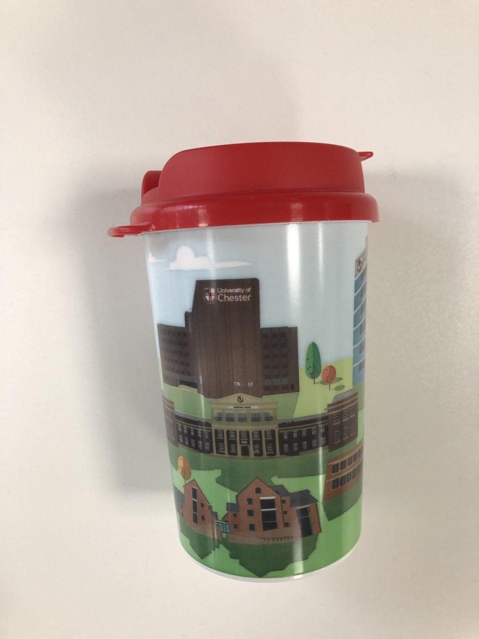 University Coffee Cup (Re-usable)