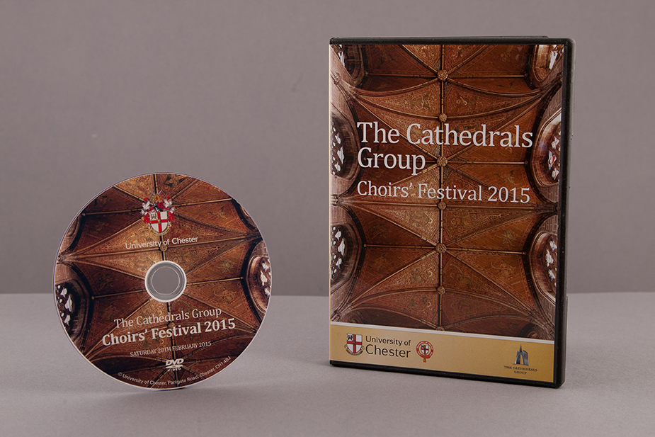Cathedrals Group Choirs' Festival DVD