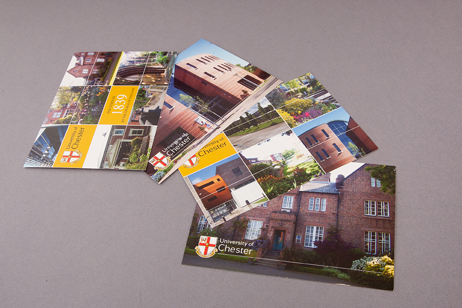 Postcards (Set of four)